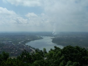 View from the Pagoda