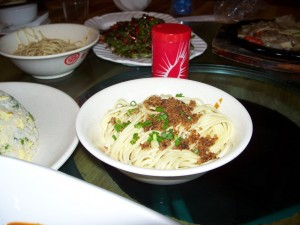China's version of Cincinnati Chili