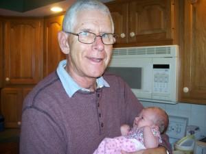Grandpa meets Clara